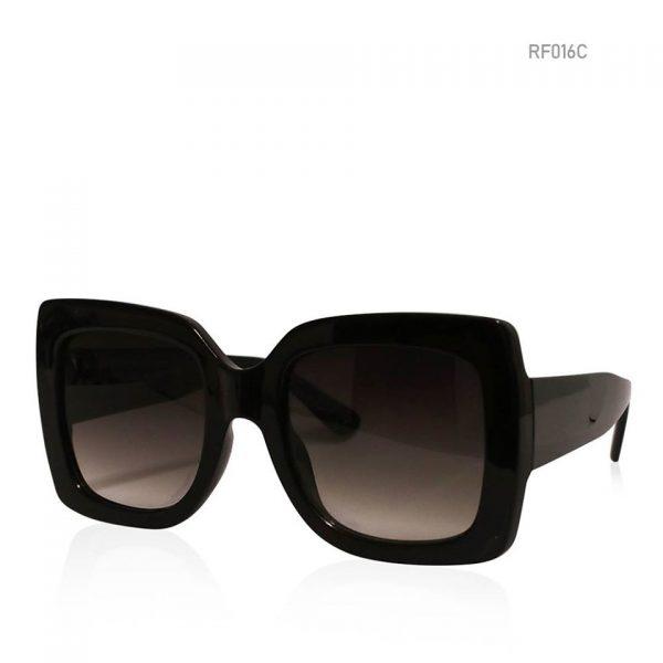 Black Oversize Sunglasses