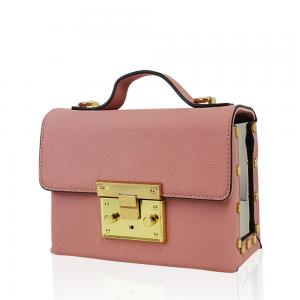 Mini Box Bag With Side Mirrors