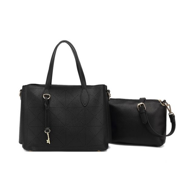 Black 2 in 1 Bag