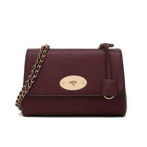 Mulberry Inspired Midi Crossbody Bag
